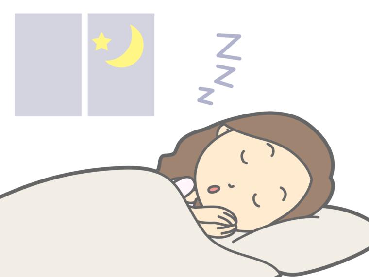【睡眠について】